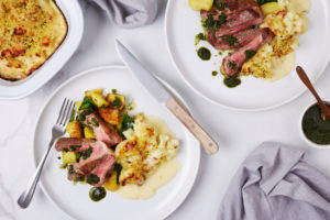 C-Lamb-Leg-Steaks-Cauliflower-Cheese-Mint-Sauce-1